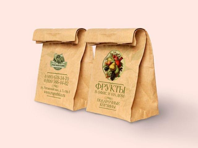 Дизайн упаковки - разработка рекламного агентства