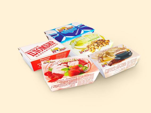 Инари - дизайн упаковки
